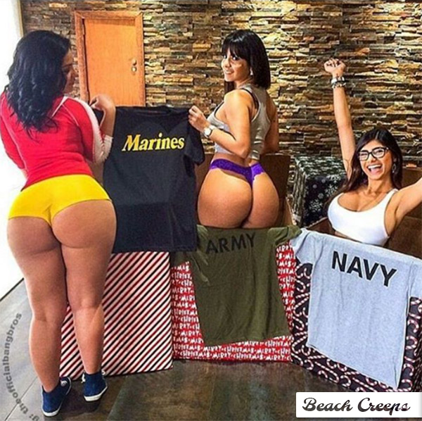 military milfs