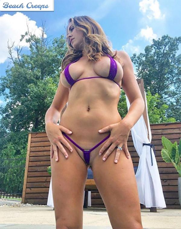 Cecilia sarkozy bikini